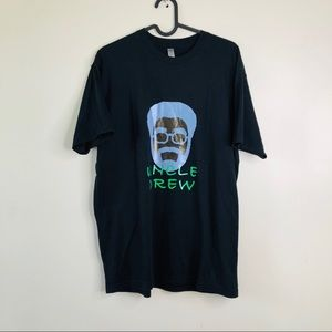 Uncle Drew Graphic Tee Kyrie Irving